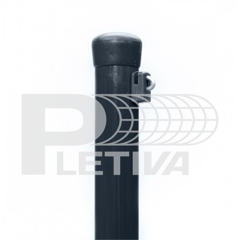 Sloupek PVC Ø48 ZN/antracit