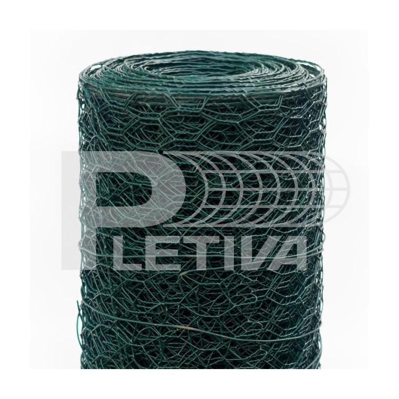 Králičí pletivo HEXON PVC 20/0.9/1000/25