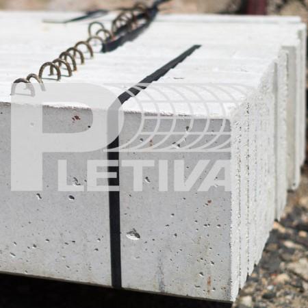Podhrabová deska v200 š2450 hl50 mm