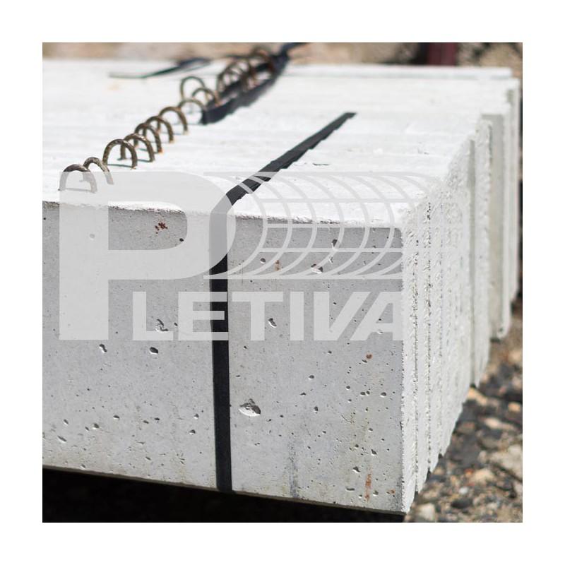 Podhrabová deska 2450x50x300