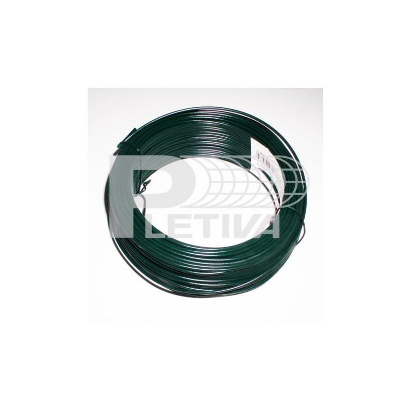 Drát vázací Standard Ø1.5 ZN/zelená