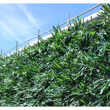 Umělý živý plot v1000 95% role 3m