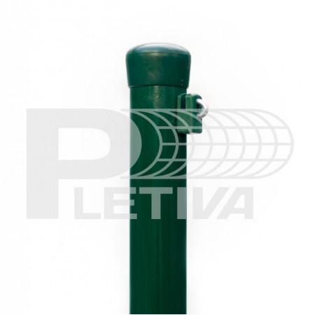 Sloupek PVC Ø48 ZN/zelená