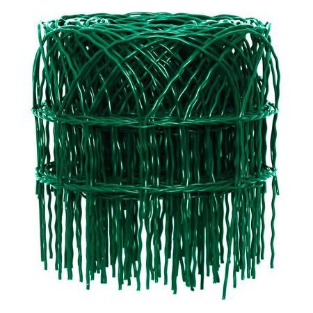 Obloučkové pletivo ZN/PVC v900 Ø2.5/3 oko 90x150 role 25m