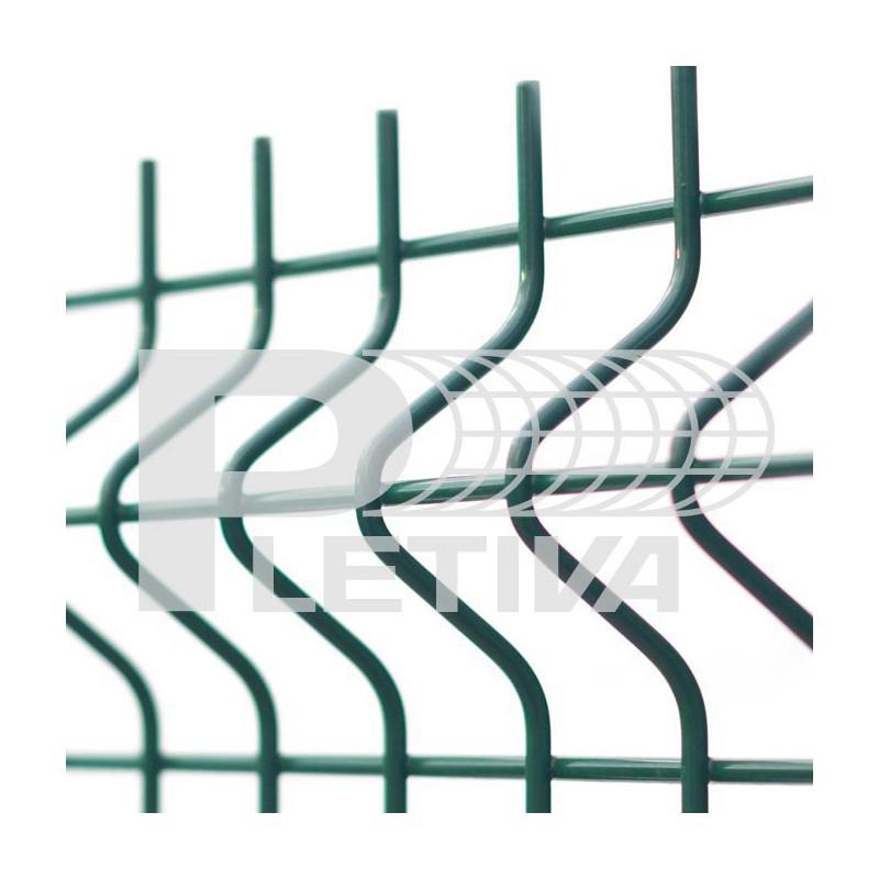 Panel 3D - ZN/zelená