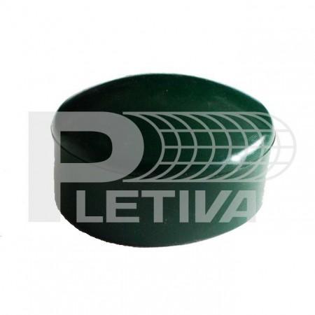 Krytka PVC Ø60 zelená