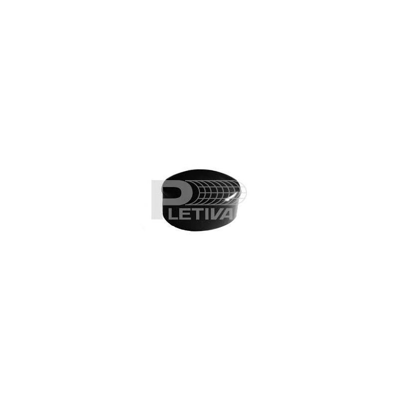 Krytka PVC černá