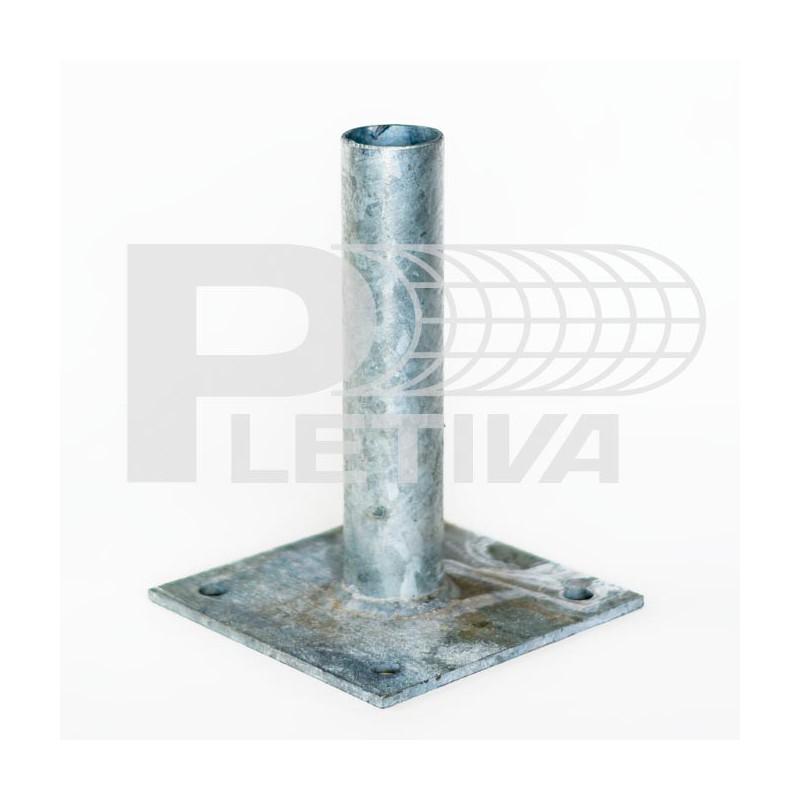 Patka Zn na beton 38mm