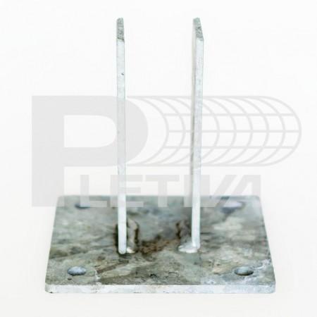 Patka ZN na beton 60x60