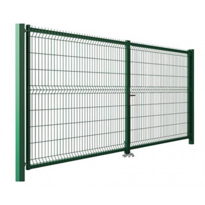 Brána 3D 4000x2030 RAL