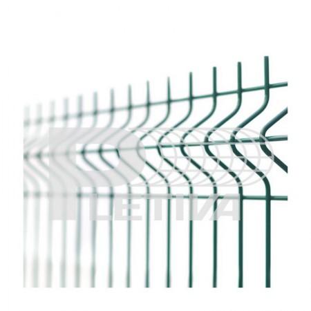 Panel 3D Light v1230 š2500 Ø4.0 oko 50x200 ZN/zelená