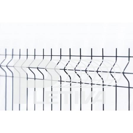 Panel 3D Light v1030 š2500 Ø4.0 oko 50x200 ZN/antracit
