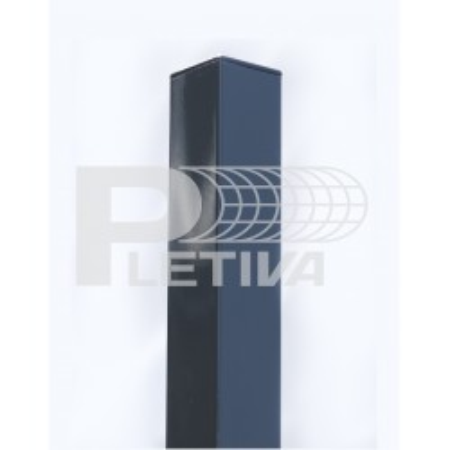 Sloupek jeklový 3D v2000 60x60 ZN/antracit