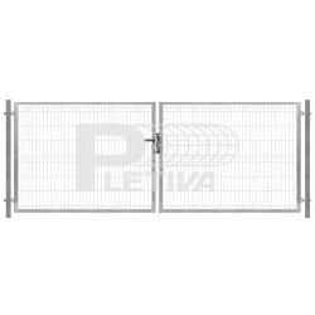 Brána 3D v1530 x š3500 ZN