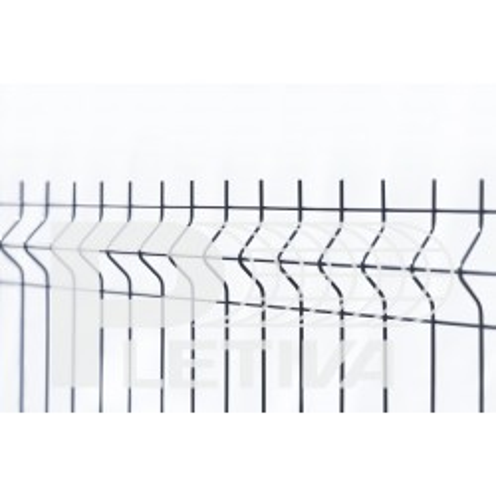 Panel 3D Light v1730 š2500 Ø4.0 oko 50x200 ZN/antracit