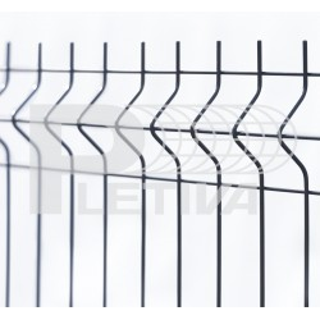 Panel 3D v1030 š2500 Ø5.0 oko 50x200 ZN/antracit